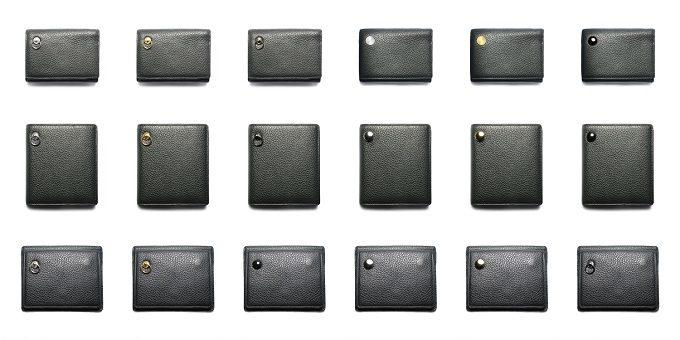 キャッシュレス時代に適したコンパクト財布。シンプルで使いやすい「REIWA WALLET」