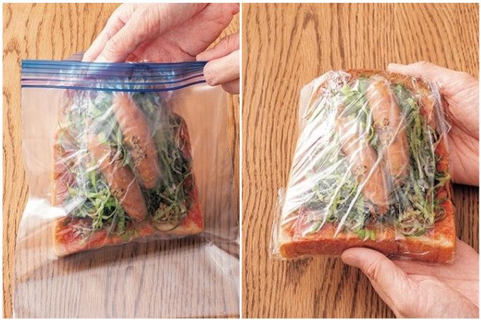解凍5分で出来上がり。作り置きで忙しい朝を助ける「冷凍トースト」の作り方