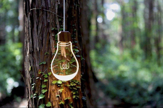 ムード溢れる癒しの空間を演出。「Feel Lab」のホッと心安らぐ穏やかな灯り