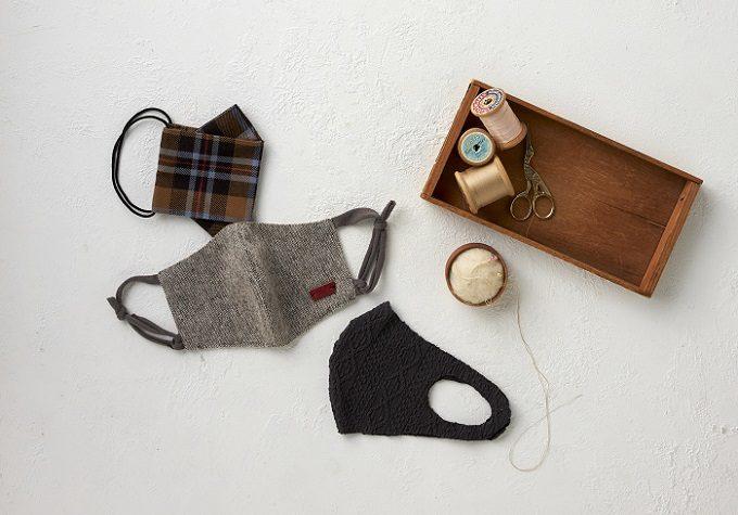 2回縫うだけでラクラク完成。初めての人でも簡単な「バルーンマスク」の作り方