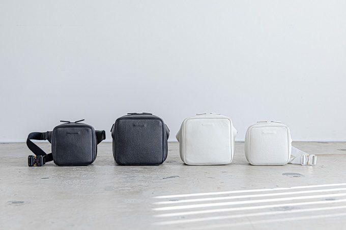 収納力&耐水性がうれしい。「objcts.io」のミニマルで上品なカメラ専用バッグ