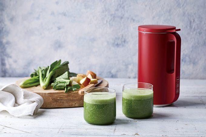 ほったらかしでスープや豆乳、おからも作れる。新感覚ブレンダー「ソイ&スープブレンダー」
