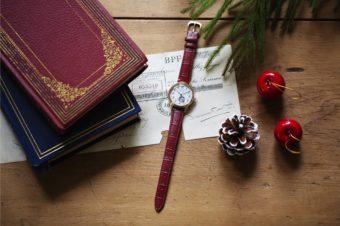 身に着けるたび、幸せな気分をくれる。あなたの日々に寄り添う「SPICA」の腕時計