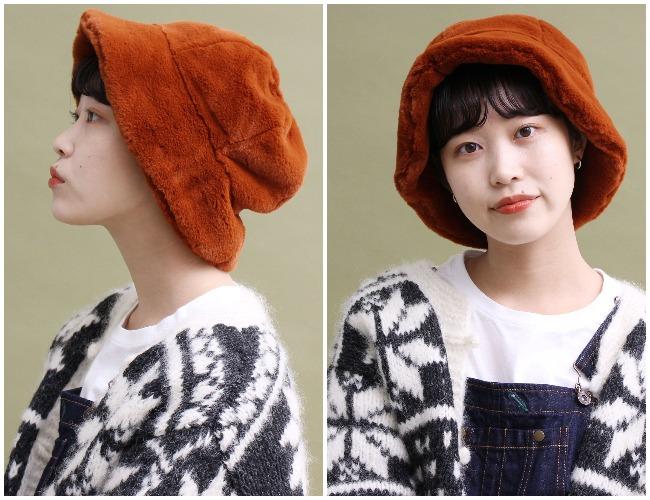 いつもの着こなしがオシャレに変身。可愛くて温かな「帽子」を使った冬コーデ特集