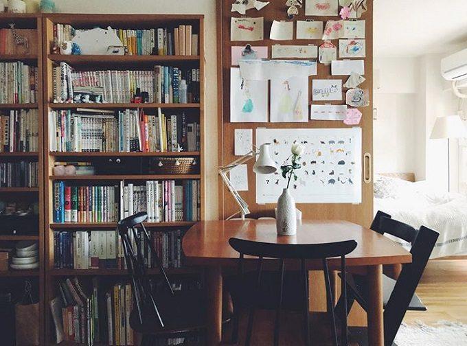 「本に囲まれた暮らし」を楽しもう。素敵に収納する5つのアイデア