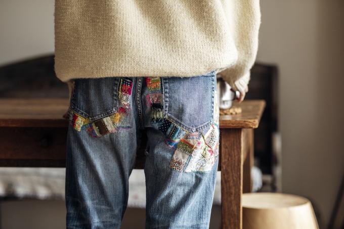 大切な服や小物のダメージが簡単&楽しく繕える。ダーニングでサステナブルな暮らしを
