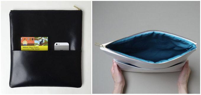 こだわりが詰まったシンプルなデザイン。毎日使いたくなる「CAREN QUOYLE」のミニバッグ
