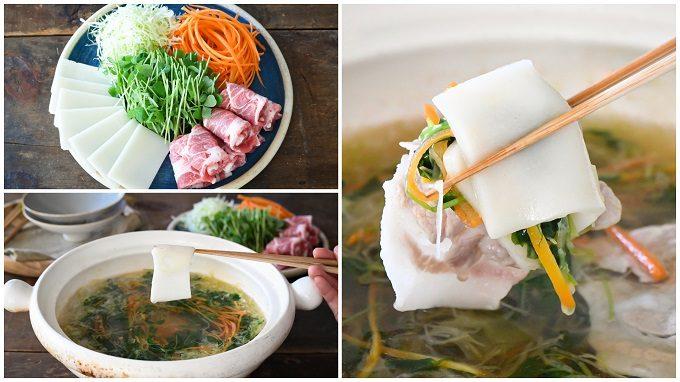 いつもの鍋に加えるだけ。とろける食感がたまらない絶品「もち鍋」レシピ<3選>