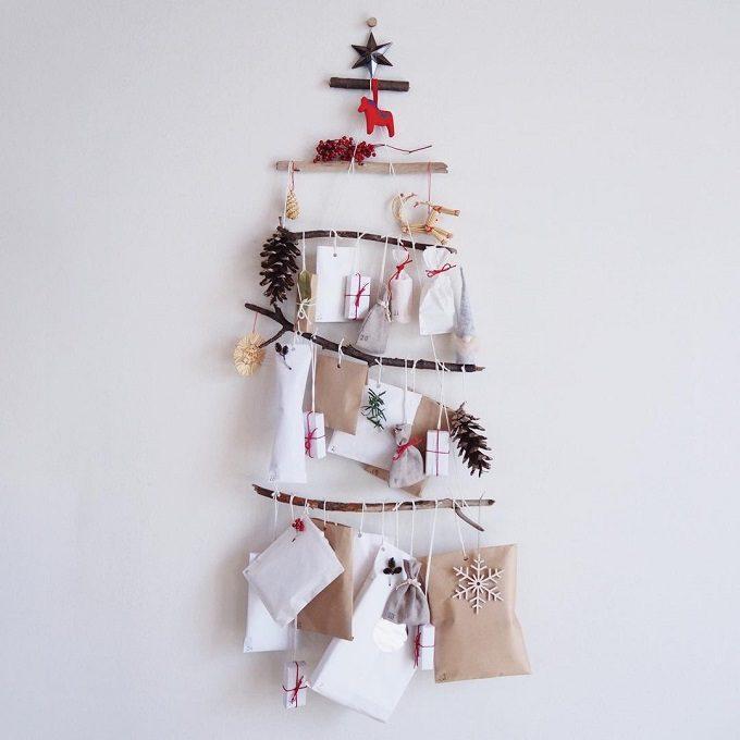 ツリーがなくても楽しめる。おうちクリスマスを盛り上げるクリスマスディスプレイ実例集