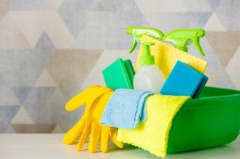 洗剤は5種類あれば家中のあらゆる汚れに対応できる。ナチュラル洗剤で賢く掃除を進めよう