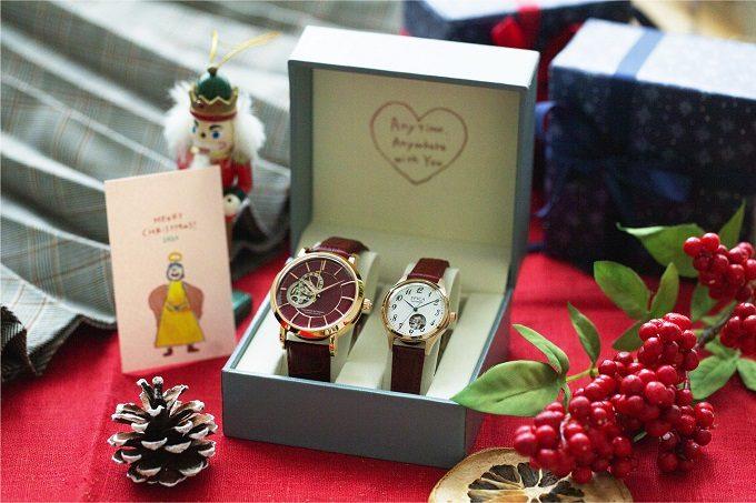 「TiCTAC」で選ぶ、特別なペアウオッチ10選。大切な人と、二人の想いを繋ぐ腕時計。