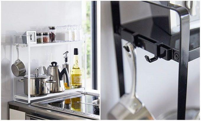 キッチンがすっきり使いやすく。しっかり収納&スペース確保を叶える「tower」の便利アイテム