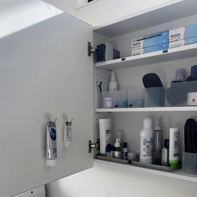 掃除がしやすい水回りのアイデア。スッキリ片付く洗面所収納のコツとは?