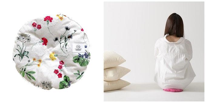 自然の力で冷えによる不調を緩和。愛らしいデザインも魅力の「COCOFA」の冷え取りグッズ