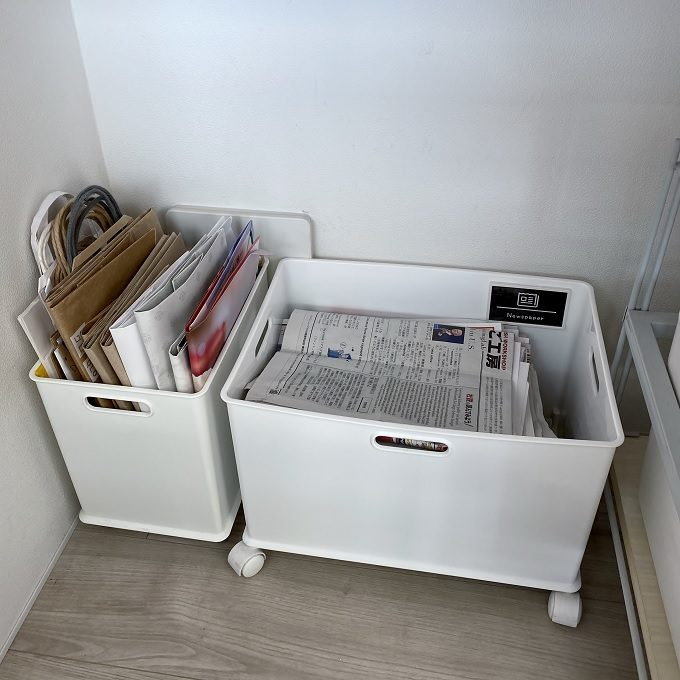 ゴミを床置きしないための「ゴミ箱」選びで、スッキリな暮らしへ。