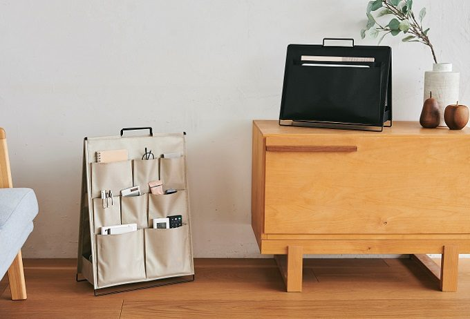 リビングや台所の出しっぱなしを解消。便利な収納アイテム「SPOT」シリーズ