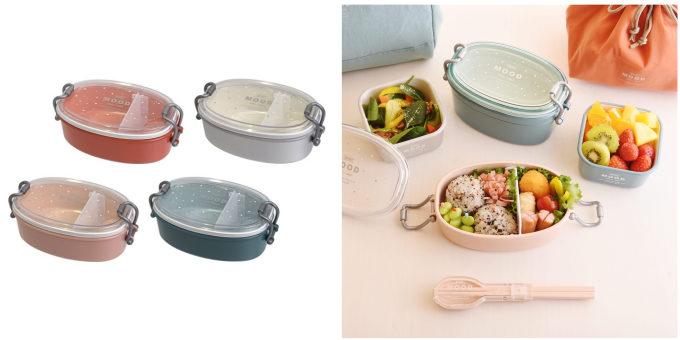 お弁当生活をより快適にしてくれる。抗菌作用があるお弁当箱&便利なグッズ特集