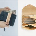 元・長財布派も安心のサイズ感。小さすぎず使いやすいミ...