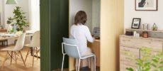 気になる音がなくなり、仕事に集中できる。リモートワークにおすすめの防音機能つきデスク