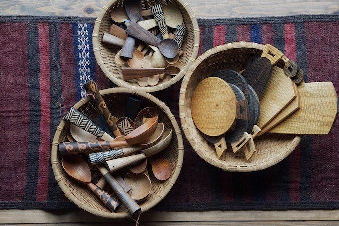 日々の生活に小さな幸せをちりばめる、木工作家・うだまさしさんの暮らしの道具