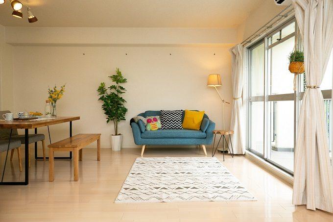 ちょっと贅沢な一人暮らし。広い空間を活かした1DK・1LDKの部屋づくりのアイデア