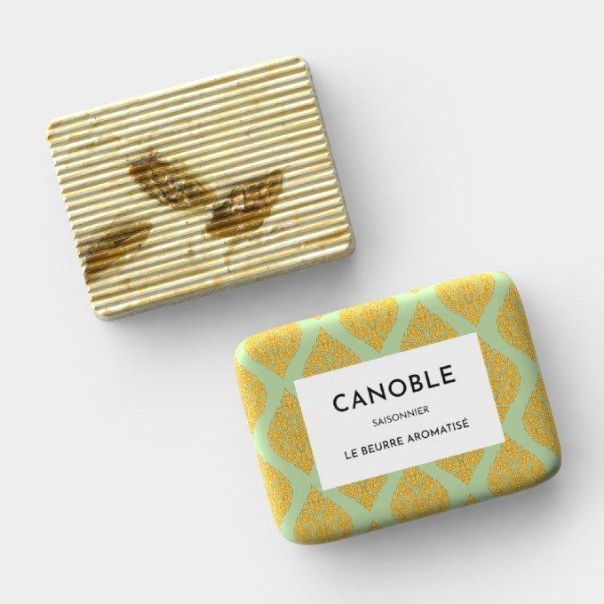 見た目も味もおしゃれ。乗せるだけで絶品メニューが完成する「CANOBLE」のおかずバター