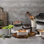 レンジ・オーブン・トースター対応。世界初の高機能ステ...