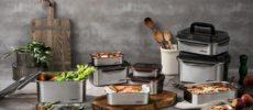 レンジ・オーブン・トースター対応。世界初の高機能ステンレス調理器が日本上陸