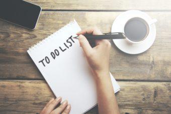 「探す・調べる・迷う」がなくなる。家事の効率化につながるノートの書き方とは