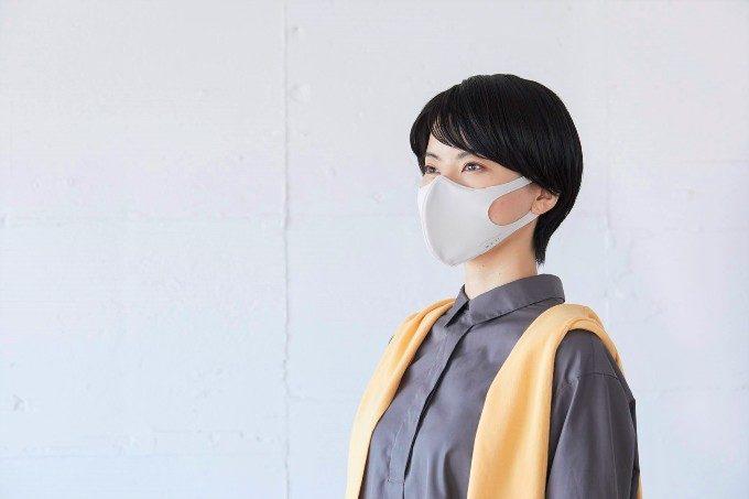 3D採寸から縫製までをその場で。自分の顔型にぴったりなオーダーマスクとは