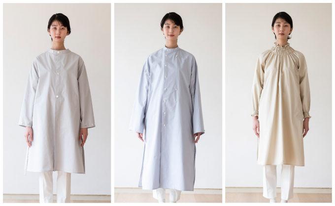 ウイルスや飛沫の侵入を防ぐ。新しい暮らしに取り入れたいファッショナブルな防護服