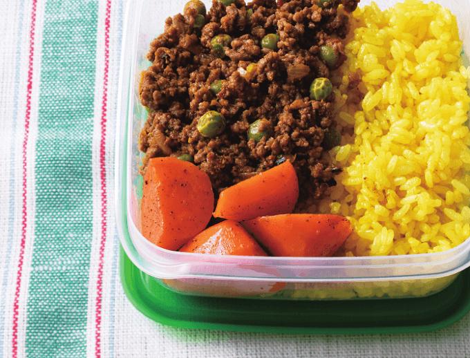 簡単・美味しい・作り置きもできる。毎日食べたいスパイス弁当レシピ<3選>