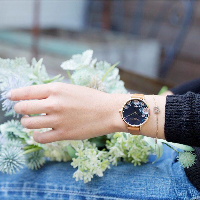春に向けて手にしたいデザイン。「VICTORIA HYDE LONDON」の限定腕時計&ブレスレット
