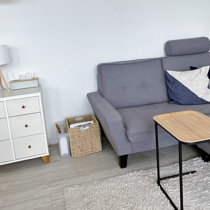 暮らしやすさが第一。ほどよい生活感でつくる、スッキリ快適な部屋づくりのポイント
