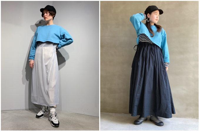 一枚加えるだけでOK。今すぐマネできる「カラートップス」を使った大人の着こなし術