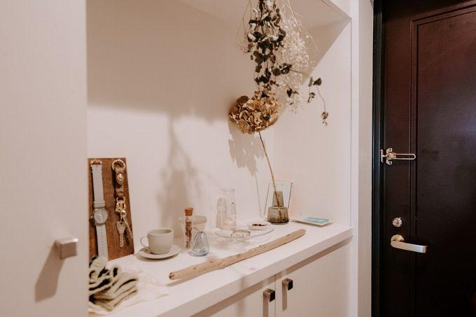 「狭い玄関」をお気に入りのスペースに。参考にしたいインテリア実例集