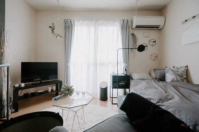 ワンルームの一人暮らしでも快適。暮らしやすさをつくるベッド周りのインテリア