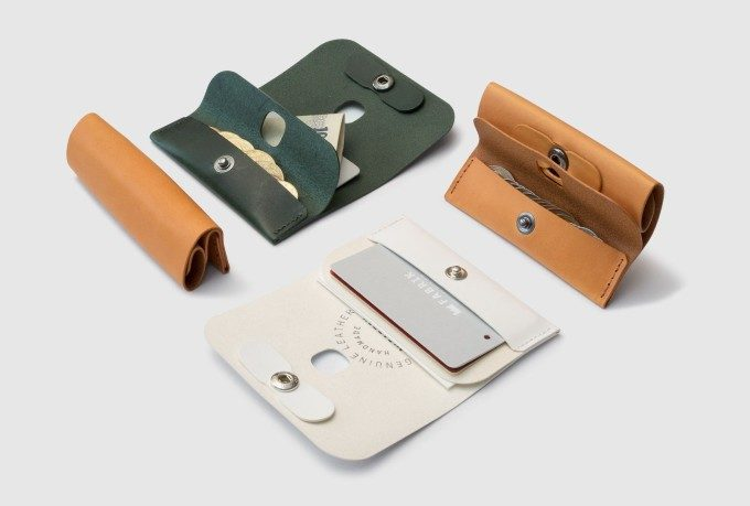 これひとつあればいい。洗練されたデザインと使いやすさを兼ね備えた進化系コンパクト財布