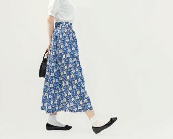 きっと手放せない一着に。おばあちゃんになるまで穿きたい「LOU ISALA」のスカート