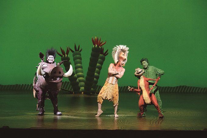 サバンナの一員になった気分で夢中になれる、壮大なミュージカル。劇団四季『ライオンキング』