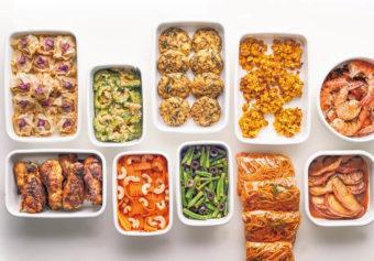 1時間で10品作り置き!?月にたった2回で1か月分のお弁当ができちゃうレシピ本とは