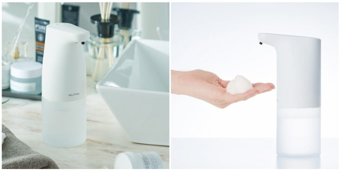 手洗いや消毒が必須の毎日に役立つ。高い機能を備えたディスペンサー<3選>