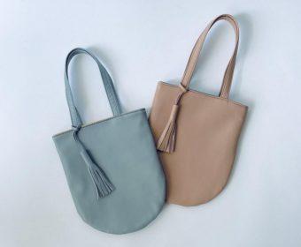 春のお出かけに持ちたい軽やかさ。「furi.」が作る、柔らかな質感の革バッグ