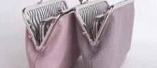 ぽってりシルエットと春らしい色柄が魅力。こだわり詰まった「がまぐちコレクト」の手作り財布