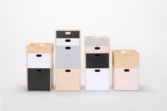 収納が楽しくなる美しさ。大切なものをしまって並べたい、「MOHEIM」の収納ボックス