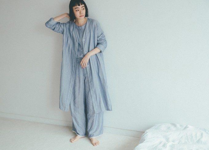 良質な睡眠とおしゃれが同時に叶う。雲に包まれているようなふんわり触感のパジャマ
