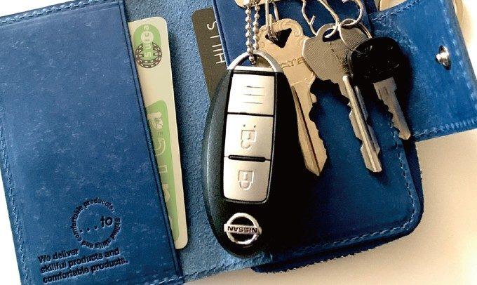 手のひらサイズで持ち運びに便利。薄くて小さいながらも優れた収納力を備えたミニ財布とは