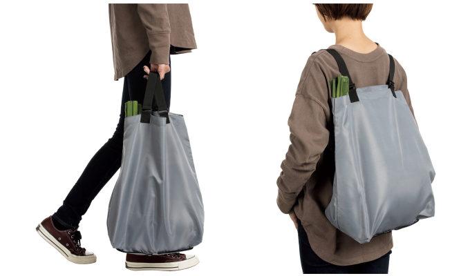 買い物時のモヤモヤを解消。驚きの機能を備えた便利なエコバッグ<3選>