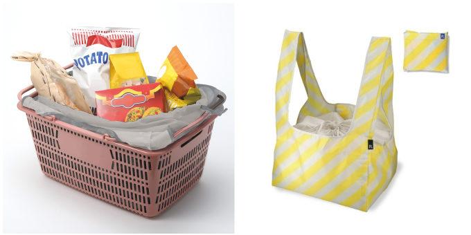 食材の買い出しからアウトドアまで役立つ。洗濯可能で気兼ねなく使えるエコバッグ特集