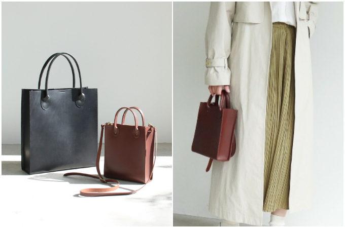 欲しいのは「普段使いもできる通勤バッグ」。大容量で使いやすいシンプルバッグ5選